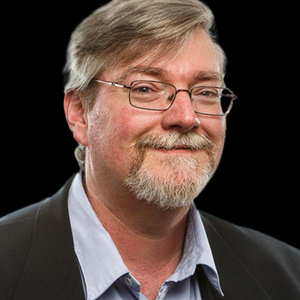 Portrait Photo of Keith Schengili-Roberts